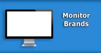 best monitor brands