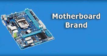 best motherboard brand