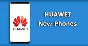 huawei new phones