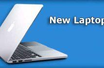 new laptops