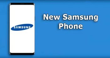 new samsung mobile phone