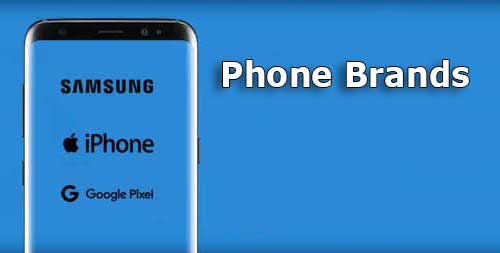 Top 20 Mobile Phone Brands in the World 2021, Vectribe