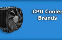 best cpu cooler brand