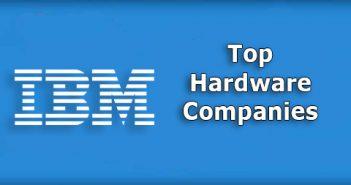 best hardware companies