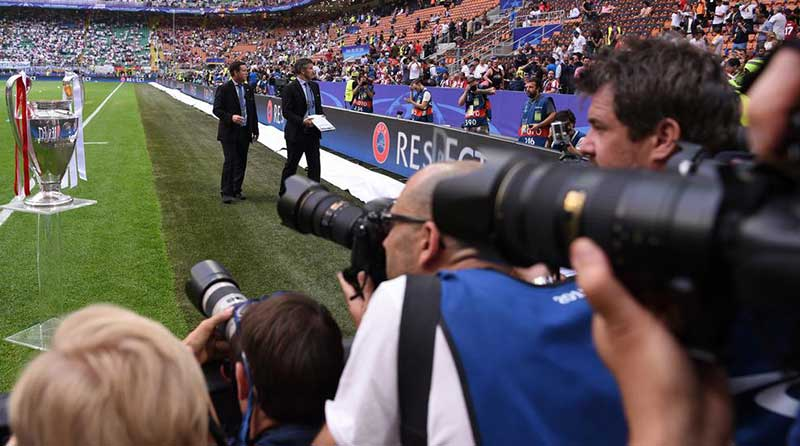 A New Age of Sports Journalism Starts