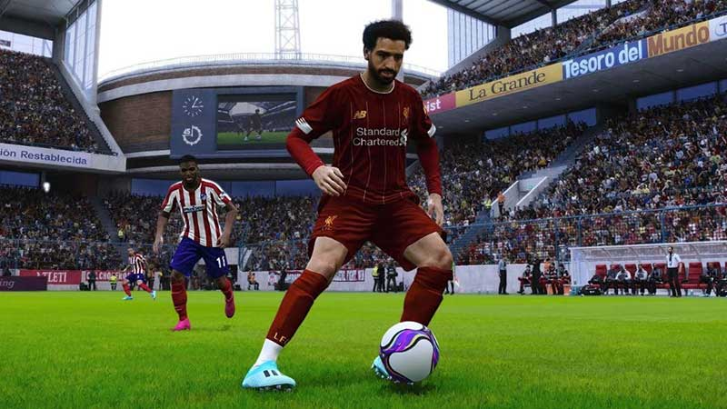 BEST SOCCER GAME ON ANDROID